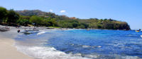 Beaches near Liberia Costa Rica