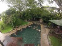 Hot springs in Guanacaste